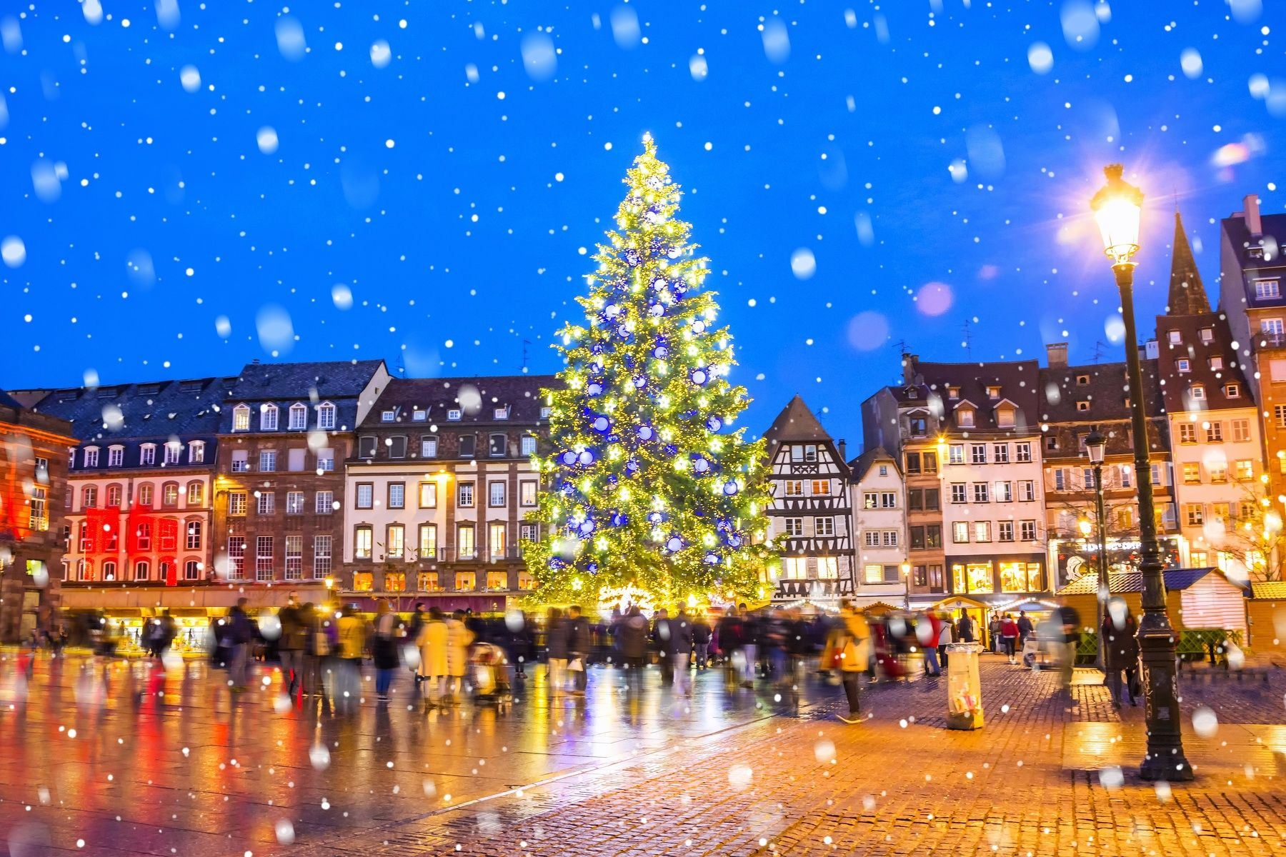 Strasbourg Christmas Market The Only Christmas Market