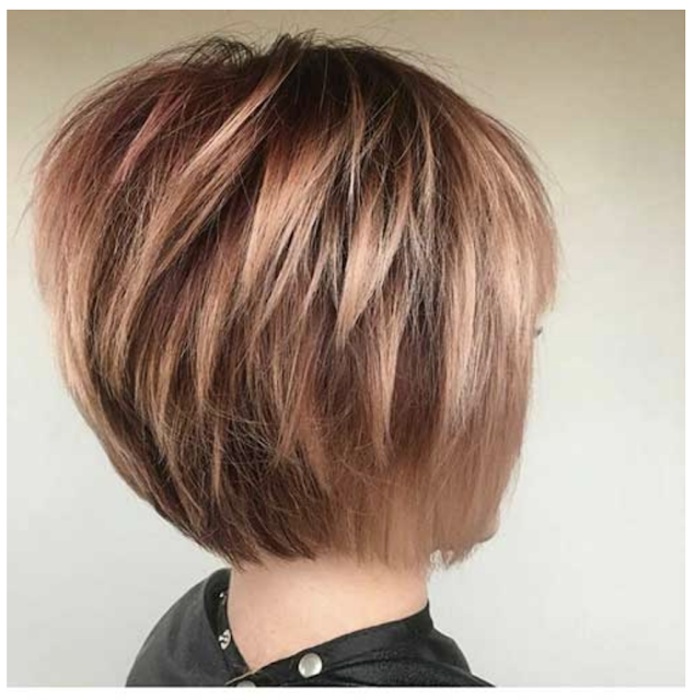 Short Hairstyles 2020 In 2020 Bobs For Thin Hair Short Layered Haircuts Short Hair With Layers