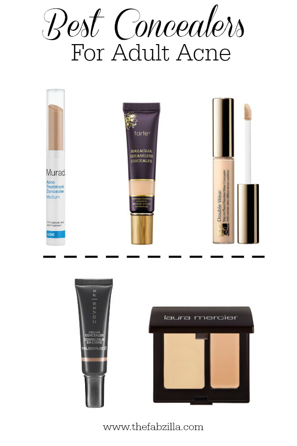 Best Concealers For Adult Acne Adult Acne Best Concealer
