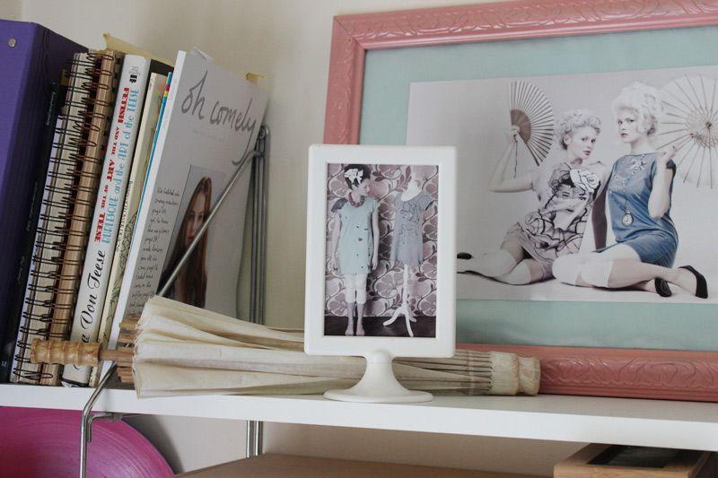MAKING OF: dove le mie creazioni prendono forma… « Greta Pigatto Couture   #atelier #gretapigatto #tailoring #handmade #crafter #dress #handpainteddress #cute #pink #flower #shooting