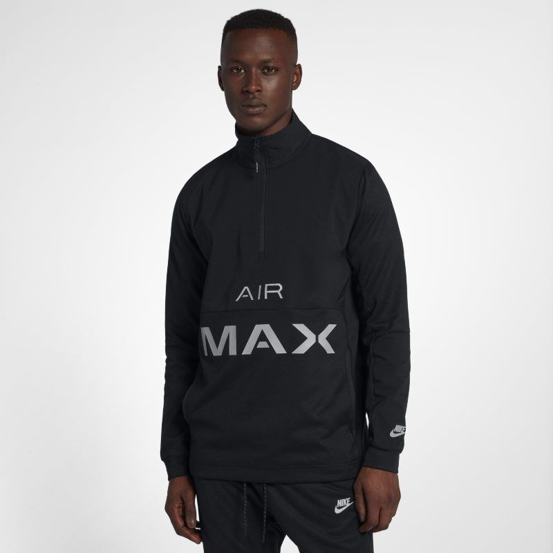 59bfe53938 Nike Sportswear Air Max Men s Jacket - Black