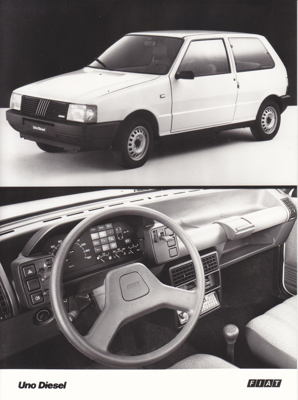 Fiat Uno Diesel Salon Brussels 1 84