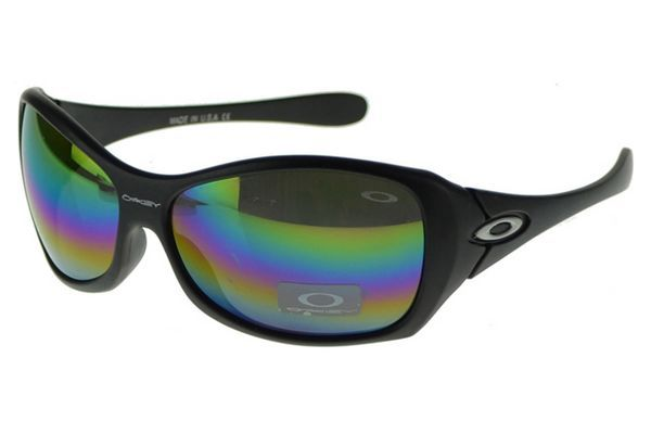 Oakley Antix Sunglasses Black Frame Colored Lens 035 AUD17.93