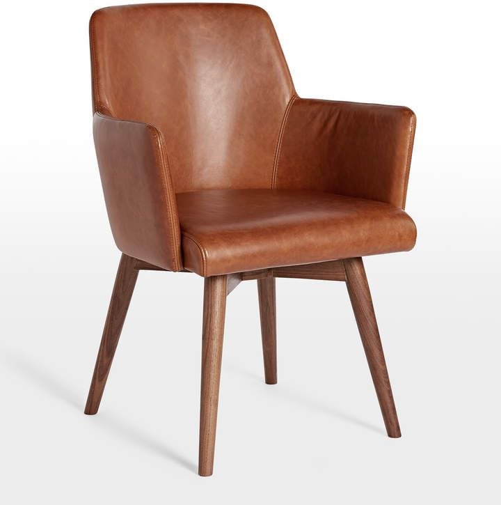 Awesome Rejuvenation Dexter Leather Arm Chair In 2019 Products Pdpeps Interior Chair Design Pdpepsorg