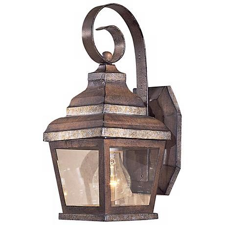 Mossoro Collection 14 1 4 High Outdoor Wall Light 04307 Lamps Plus Wall Lights Outdoor Walls Outdoor Wall Lighting