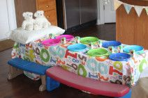 Cute kids table