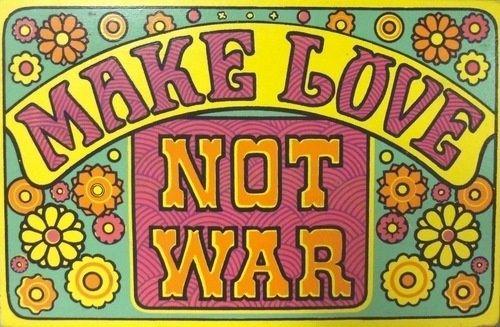 Declaraciones Paz Hippie Arte Hippie Y Hippies