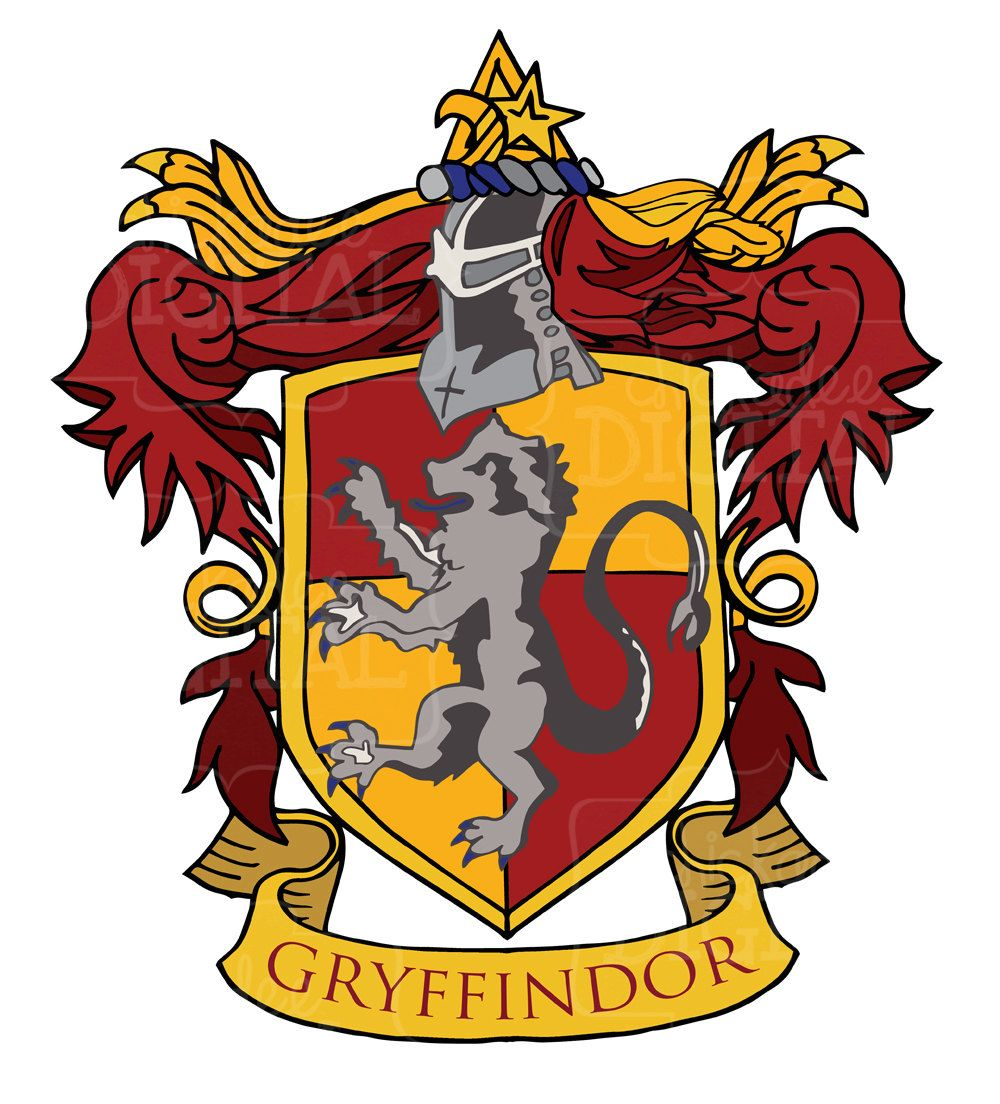 Griffindor Harry potter clip art, Harry potter birthday