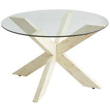 Simon X Mother-of-Pearl Coffee Table Base