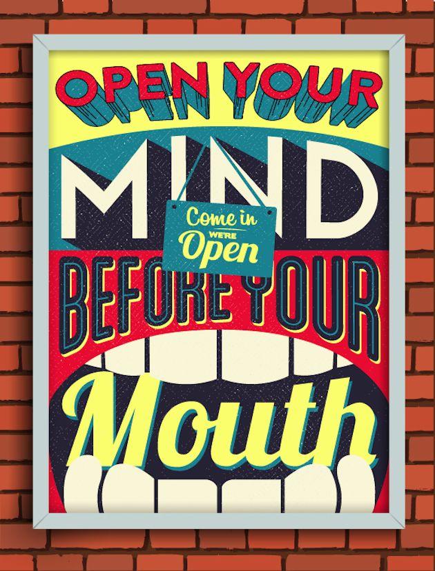Retro Vintage Motivational Quotes Vintage Vectors Studio Feel Desain Your Daily Dose Of Creativity Quote Posters Motivational Quote Posters Typography Quotes