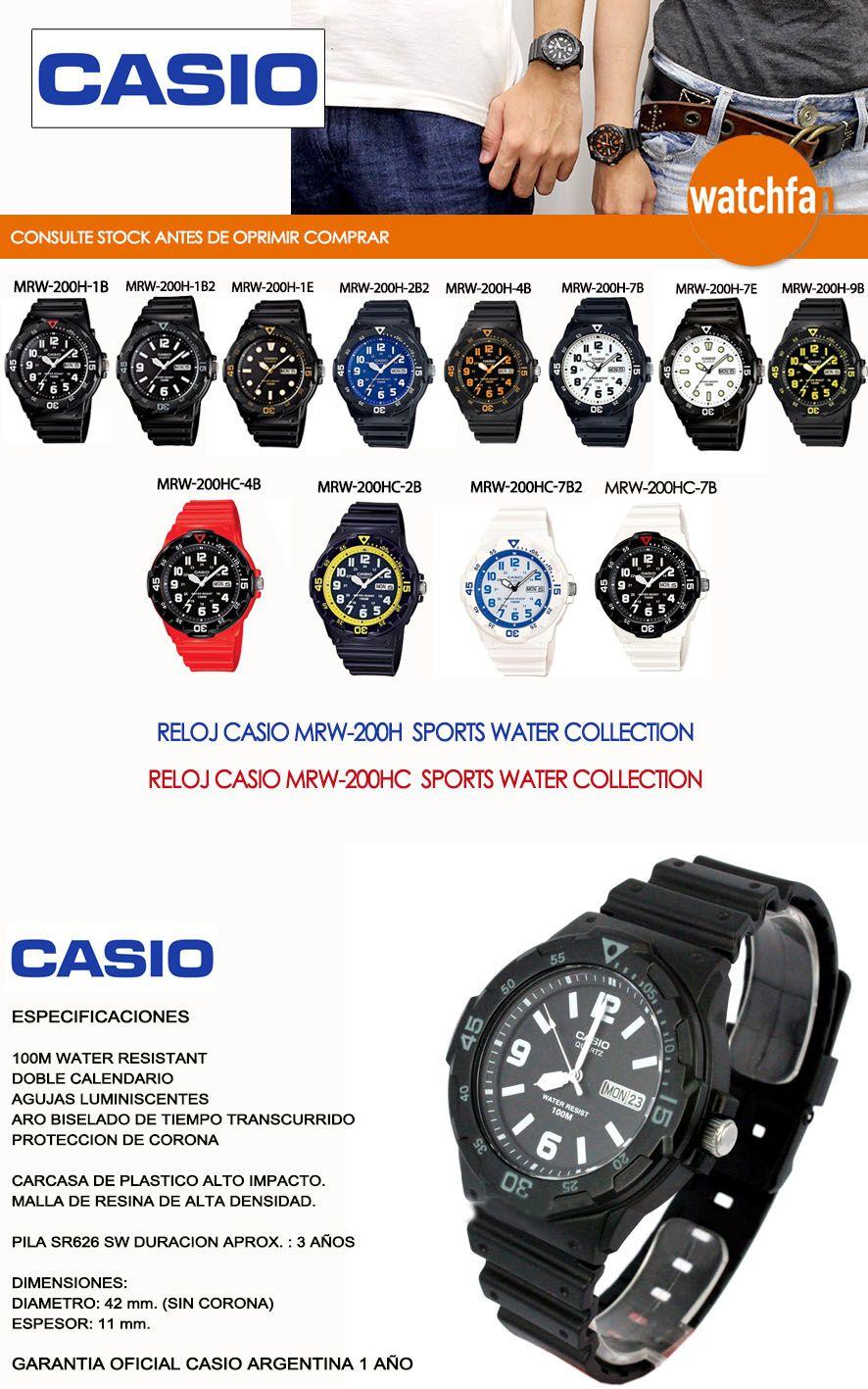 458ee6c2564a Pin de Lau en Relojes Casio
