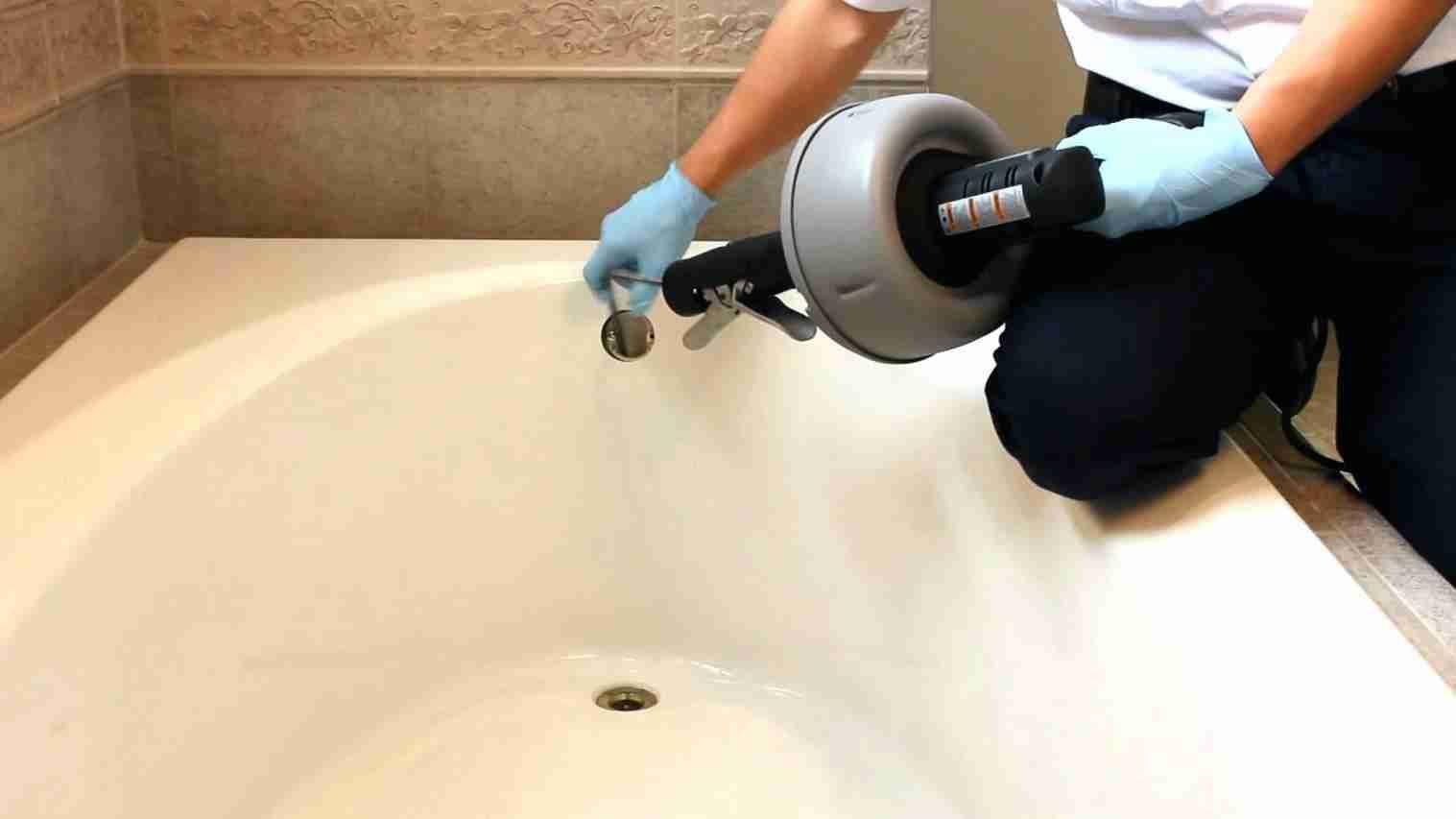 How To Unclog A Bathtub Drain Tips, Unclog A Bathtub Drain Naturally, Unclog  A Bathtub Drain ~ Home Design