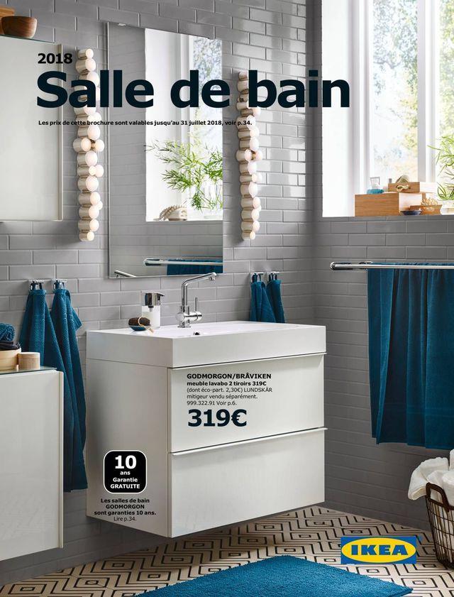 Salle De Bain Ikea Le Nouveau Catalogue 2018