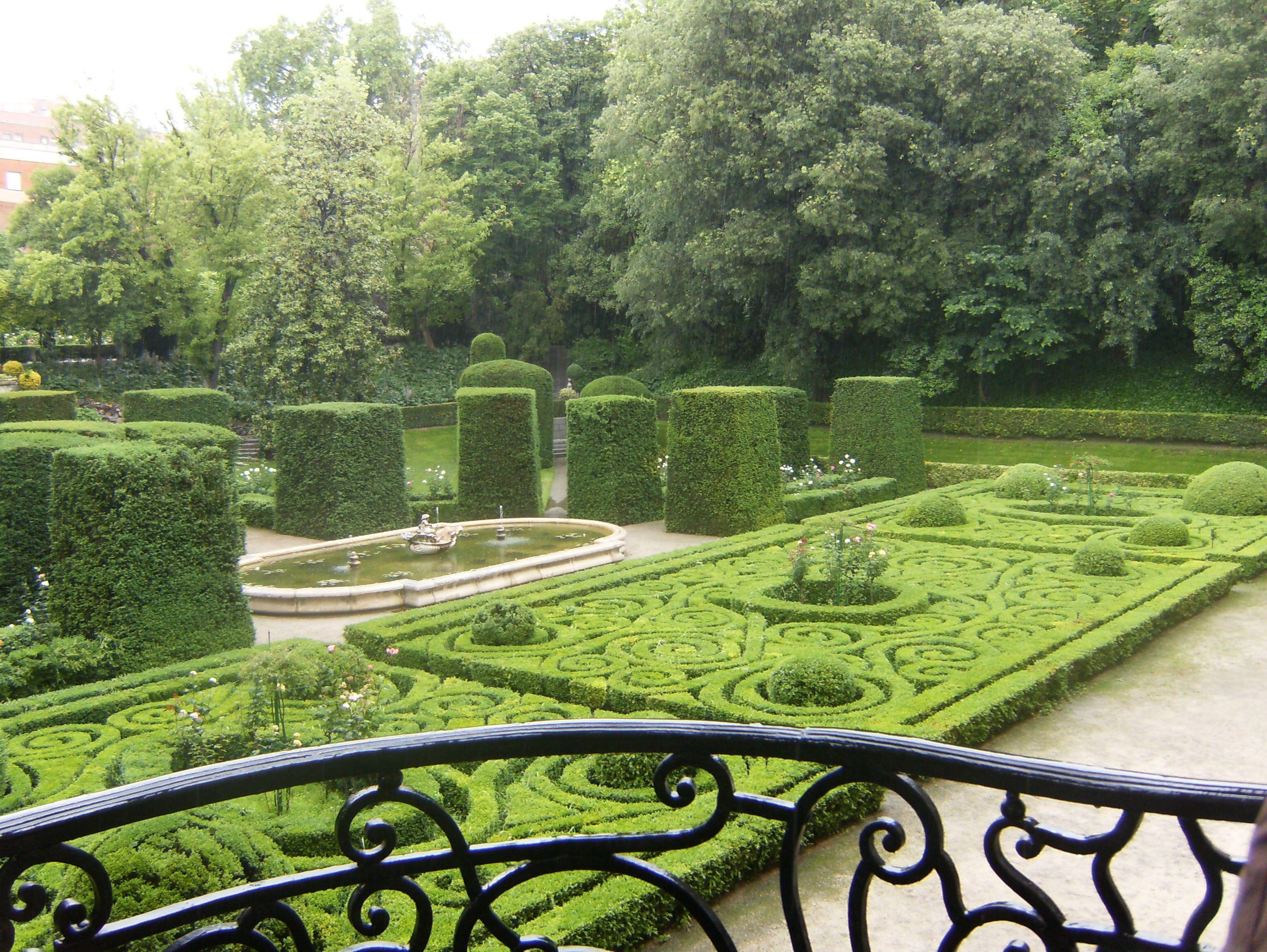 Jardines Del Palacio De Liria Contest Your Best Photo Of Madrid
