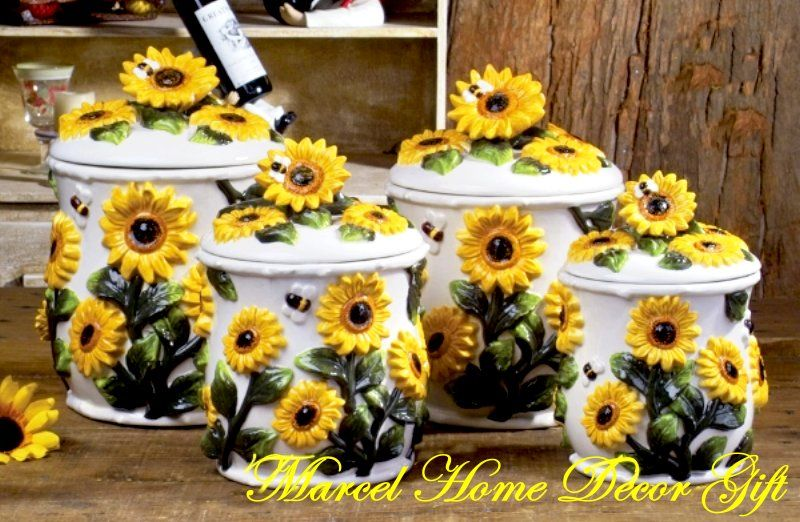 1000 Images About Sunflower Kitchen On Pinterest Ceramic Floor