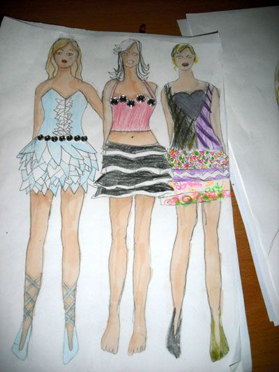 fashion project ideas