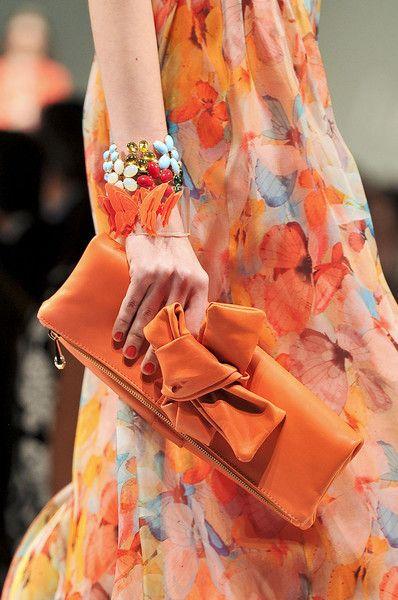 Blugirl at Milan Spring 2012 (Details)