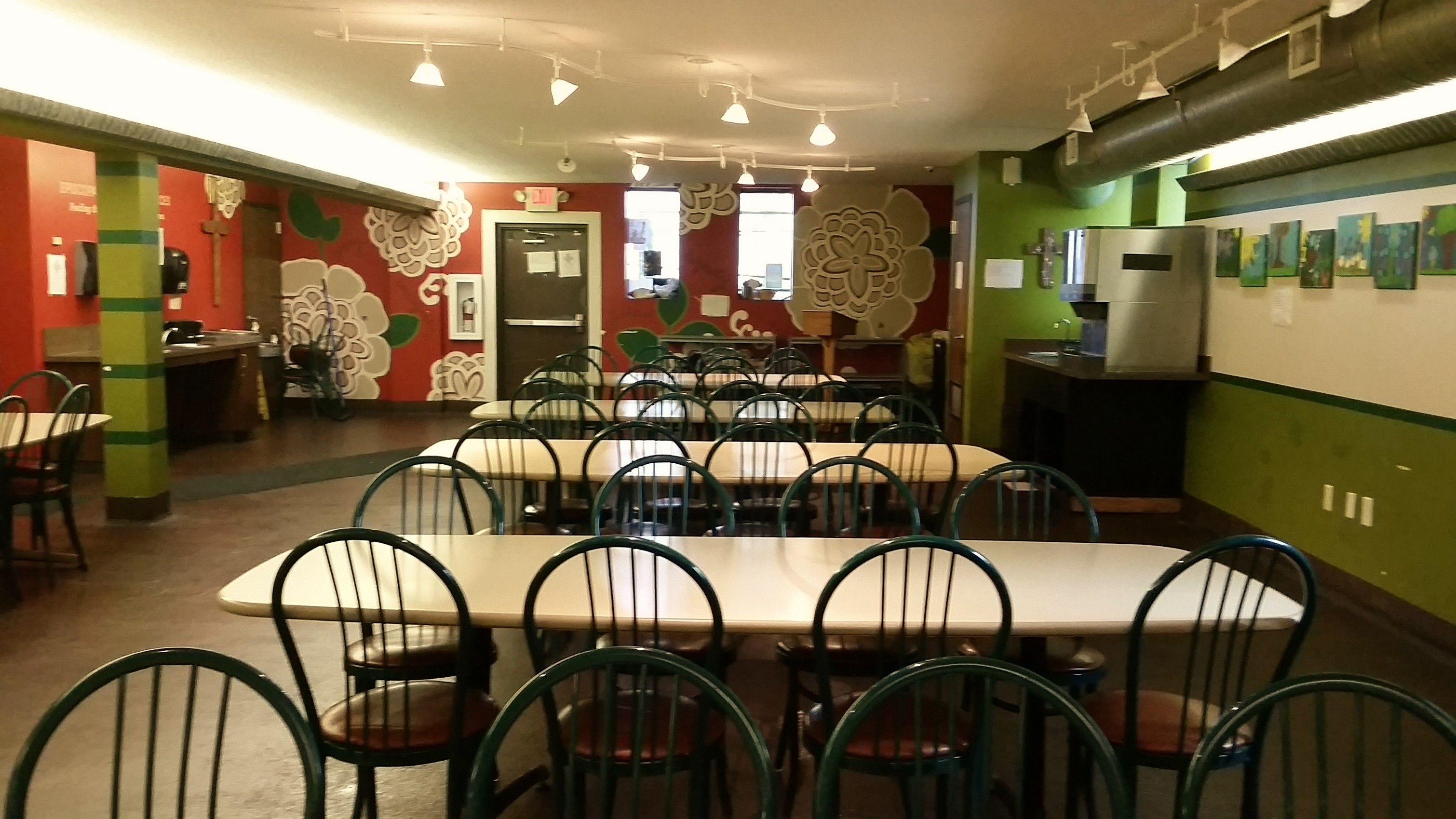 Kansas City Community Kitchen! A restaurant style soup