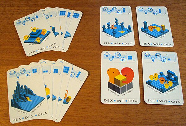 game seeds meta card game for designing video games - Game Design Ideas