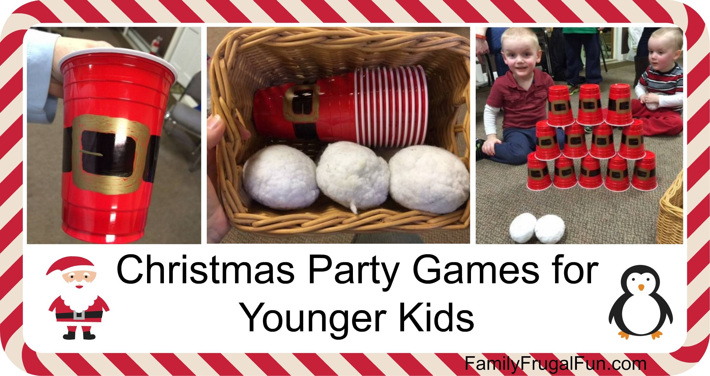 Big Christmas Party Ideas Part - 28: Christmas Party Games For Kids - If Youu0027re Looking For Some For Christmas  Games For Younger Kids I Have Some Really Fun Ideas. We Just Had Our Big  Christmas