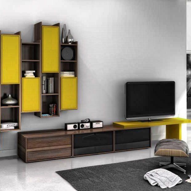 Contemporary tv unit made in Canada Furniture Toronto 700