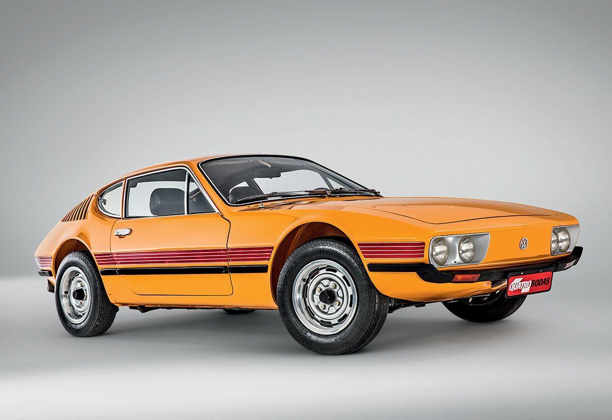 1974 Volkswagen SP2 1700 Targa Classic sports cars
