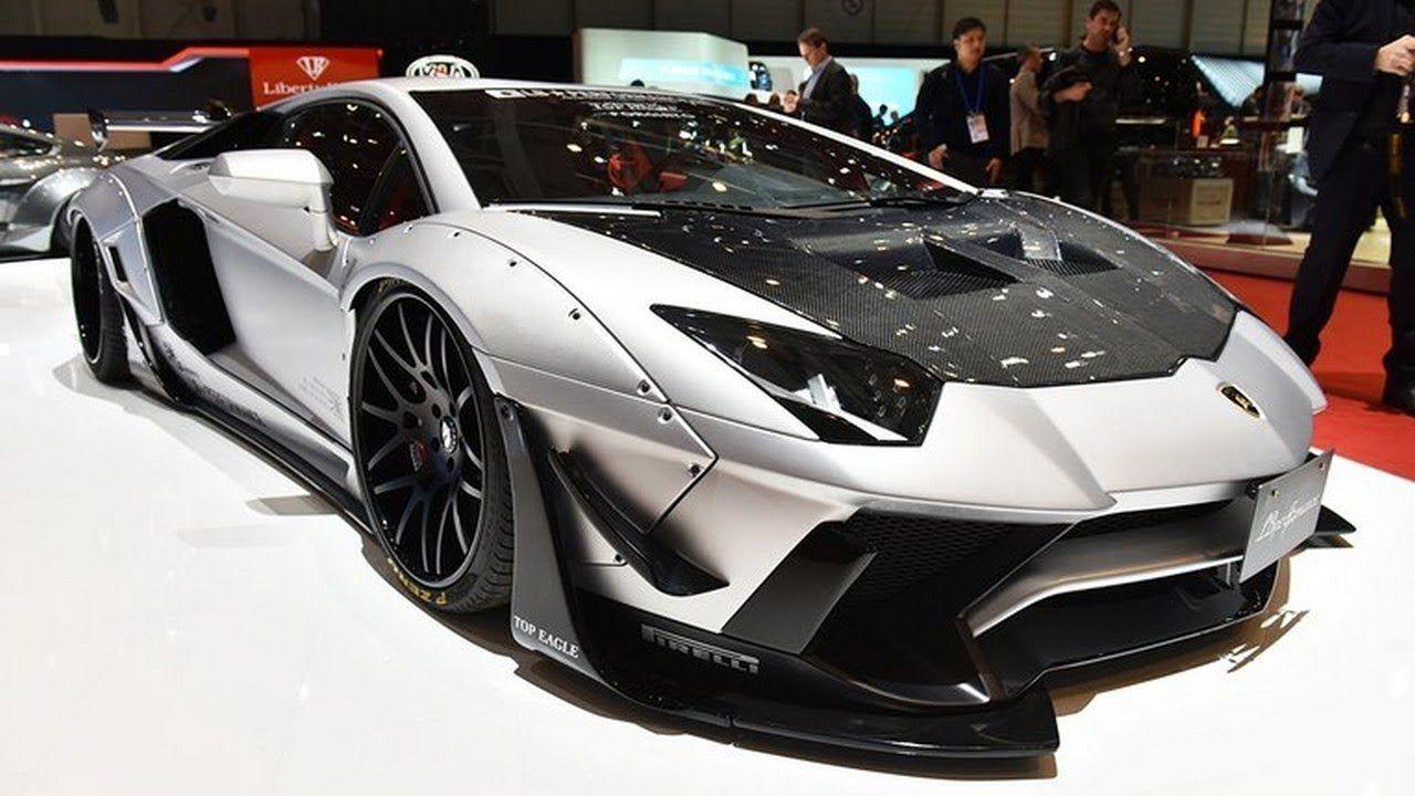 2019 Lamborghini Aventador New Release Car Wallpaper Lamborghini