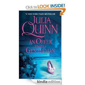 Amazon.com: An Offer From a Gentleman (Bridgertons) eBook: Julia Quinn: Books