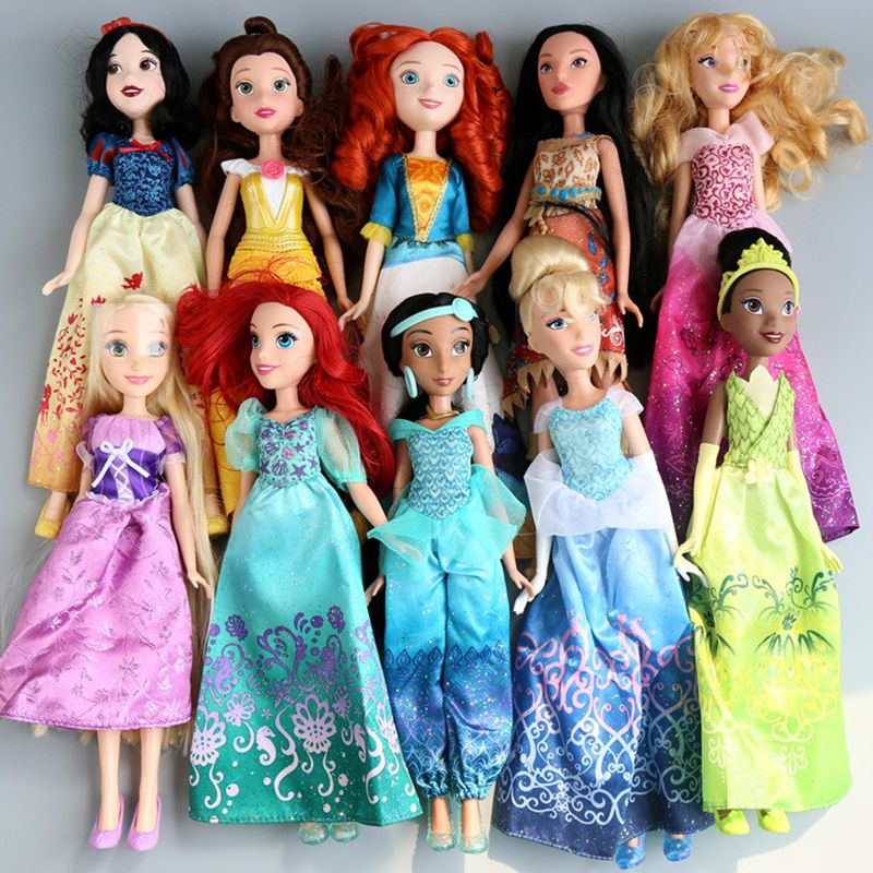 Doll Mulan Cinderella Handmade 5 Retro Outfit Princess Dress Clothes For 12 in