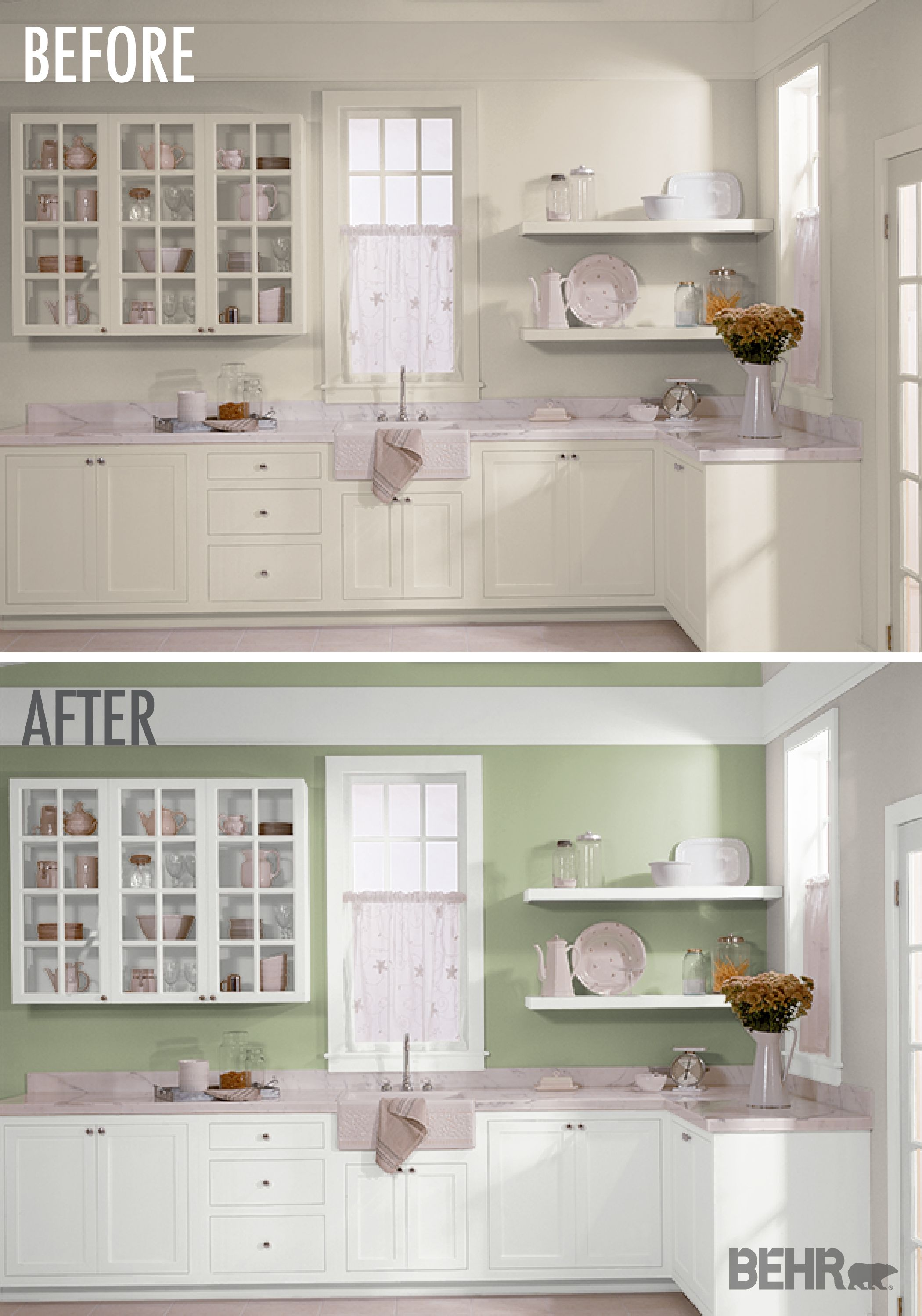 kitchen update before and after help define the on behr paint visualizer id=21654