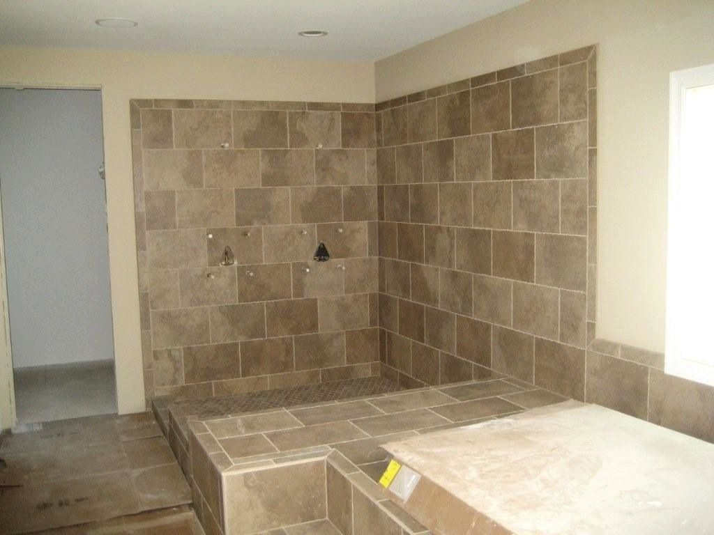 Dorless Shower For Small Bathrooms Walk In Shower Ideas Enchanting Small Bathroom Walk In Shower Designs Review