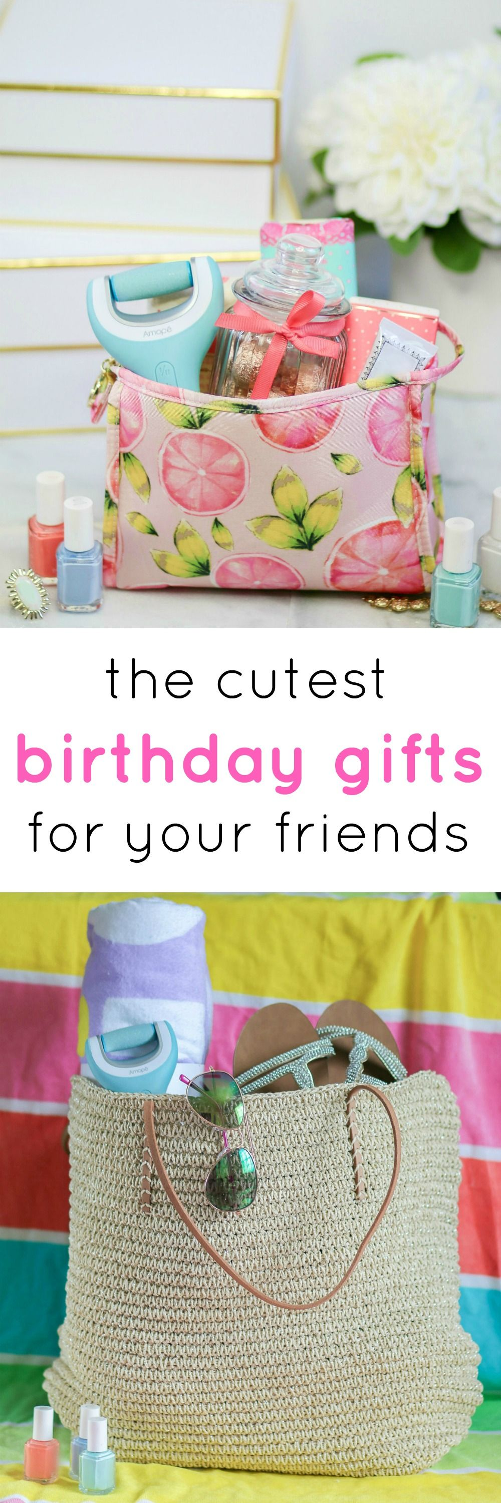 Cute Gift Ideas For Your Friends