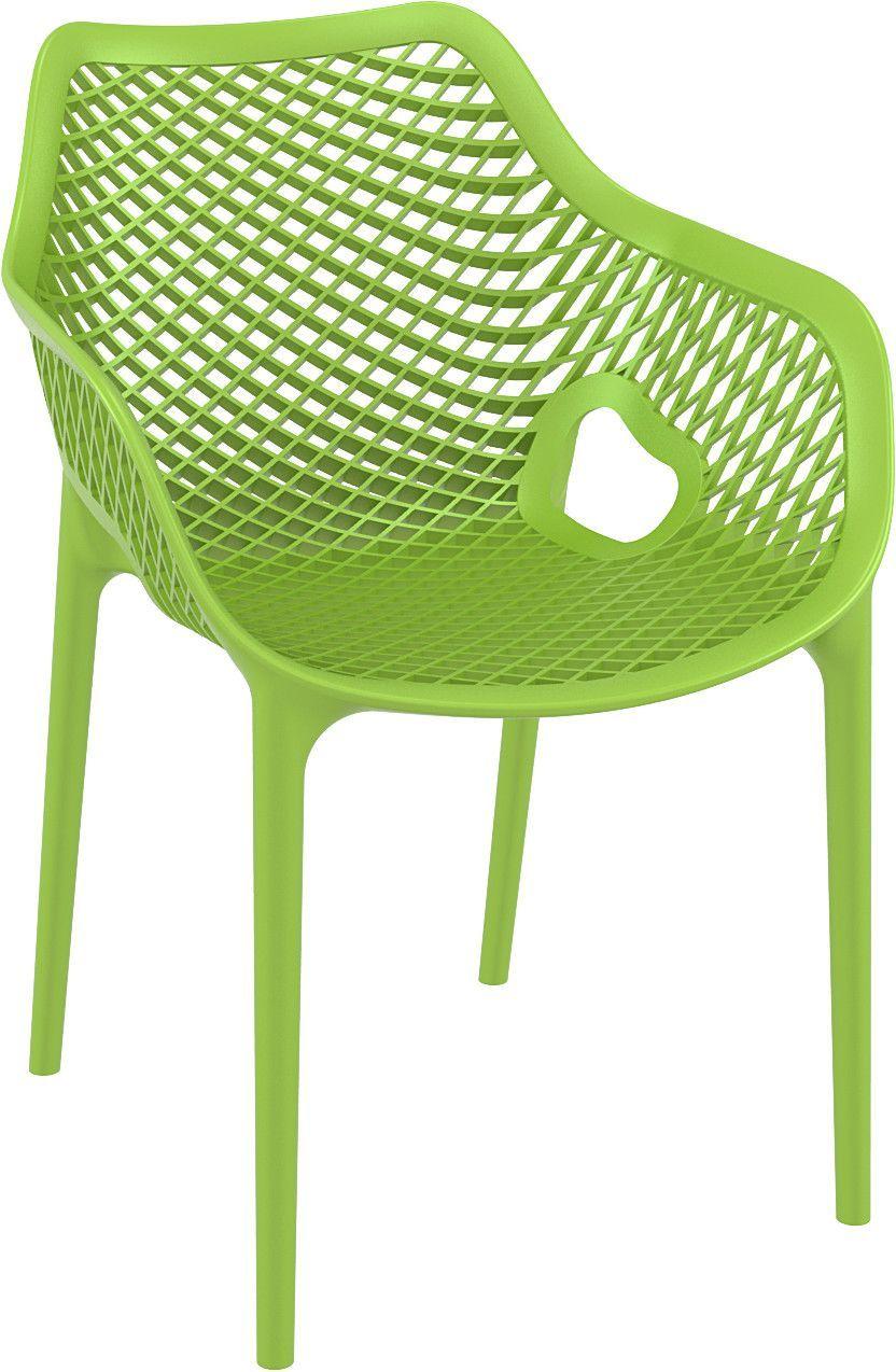 Polypropylene Armchair Ideal For Outdoor Bars And Restaurants Restaurante