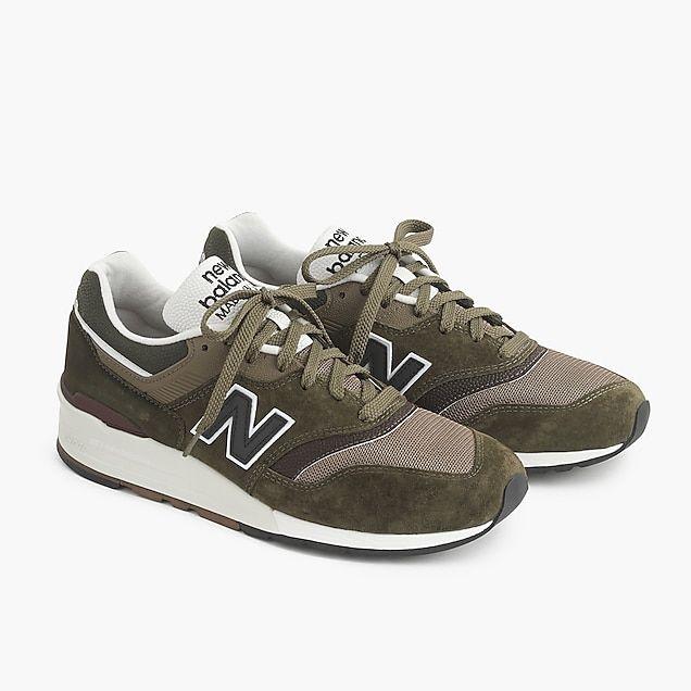 bdc0cf6296ef men s new balance® for j.crew 997 camo sneakers