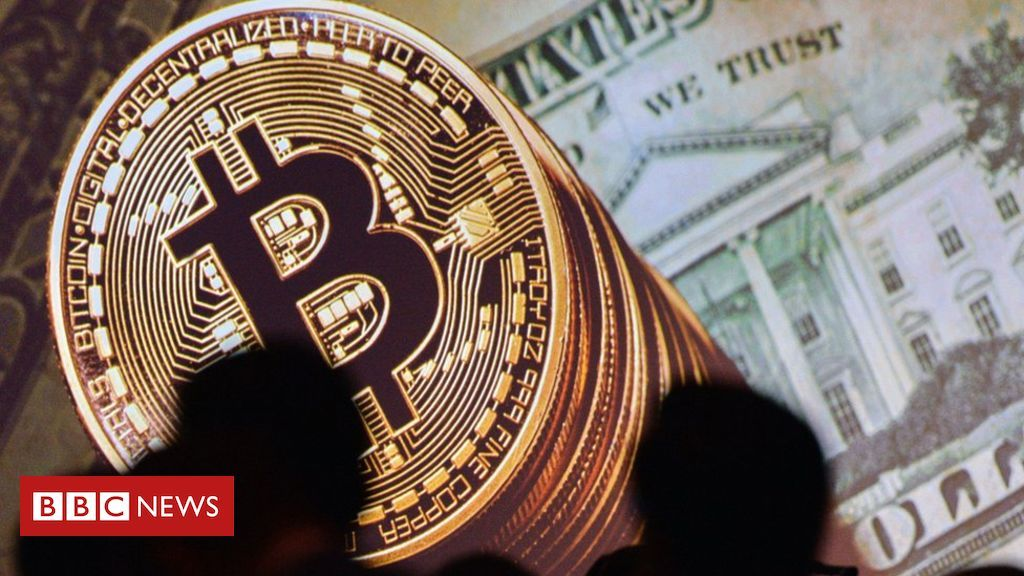 Bitcoin slump sees trades suspended Cryptocurrency