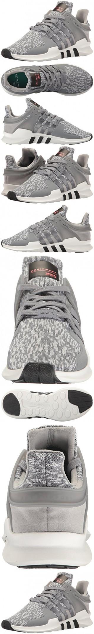 adidas originali degli uomini eqt appoggio avanzata moda scarpa, chiara onix