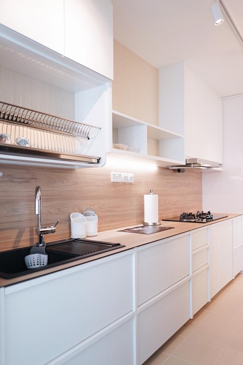 7 Mind Blowing Minimalist Hdbs Under 45 000 Kitchen Design Trends Kitchen Design Minimalist Kitchen