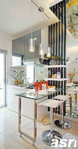 Dapur Kecil Home Decor Kitchen Furniture