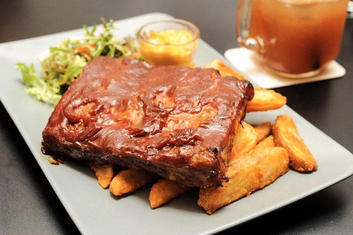 Guide To Tiong Bahru Singapore Pork Ribs Food Pork