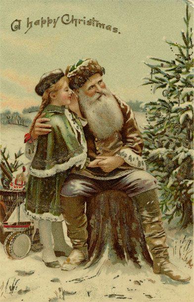 Postales de navidad antiguas gratis
