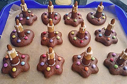 Lebkuchen - Kerze von taliafee | Chefkoch