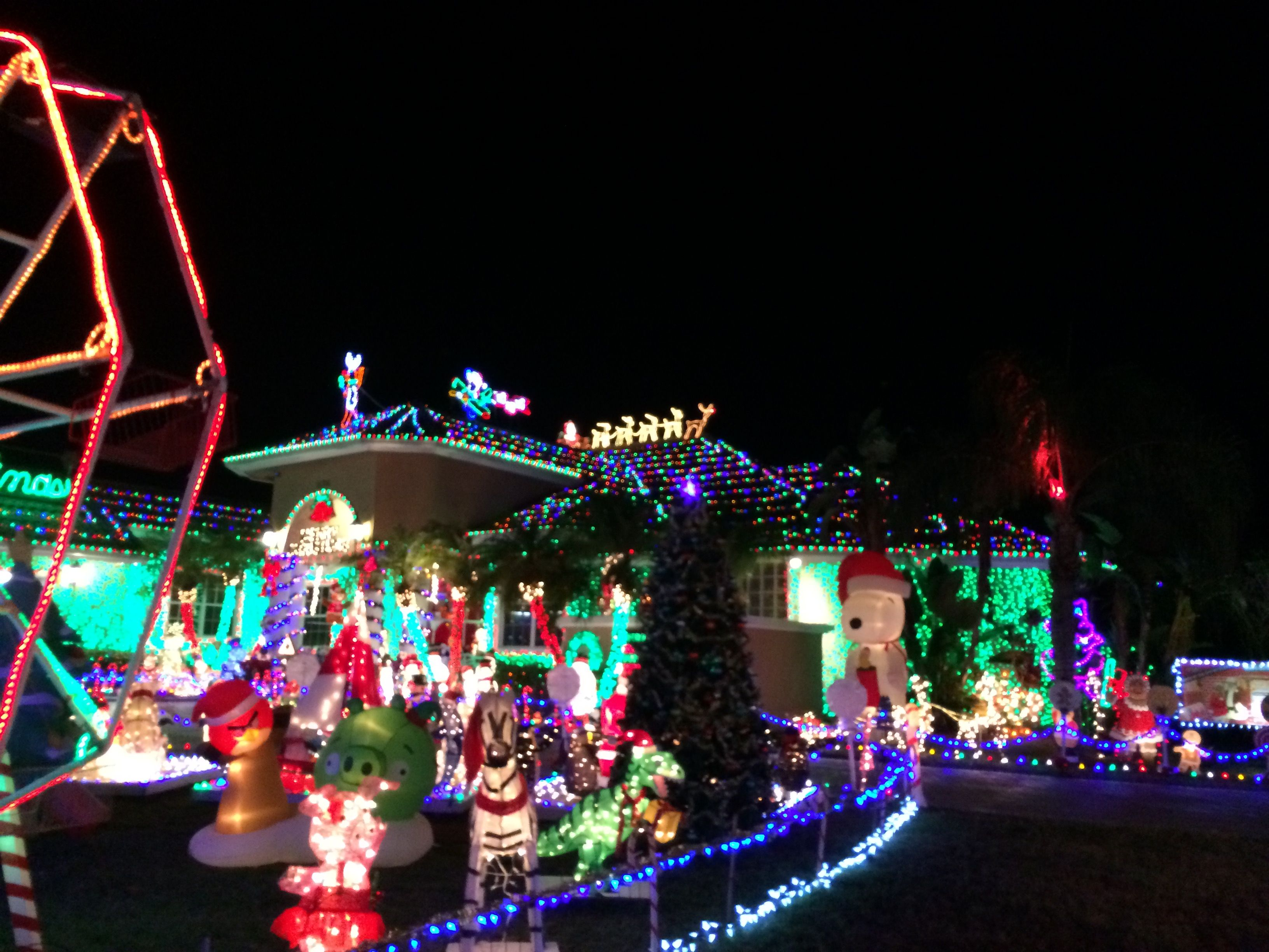 Pin by Andrea McDonough on Christmas lights & Holidays in FL 2015 ...