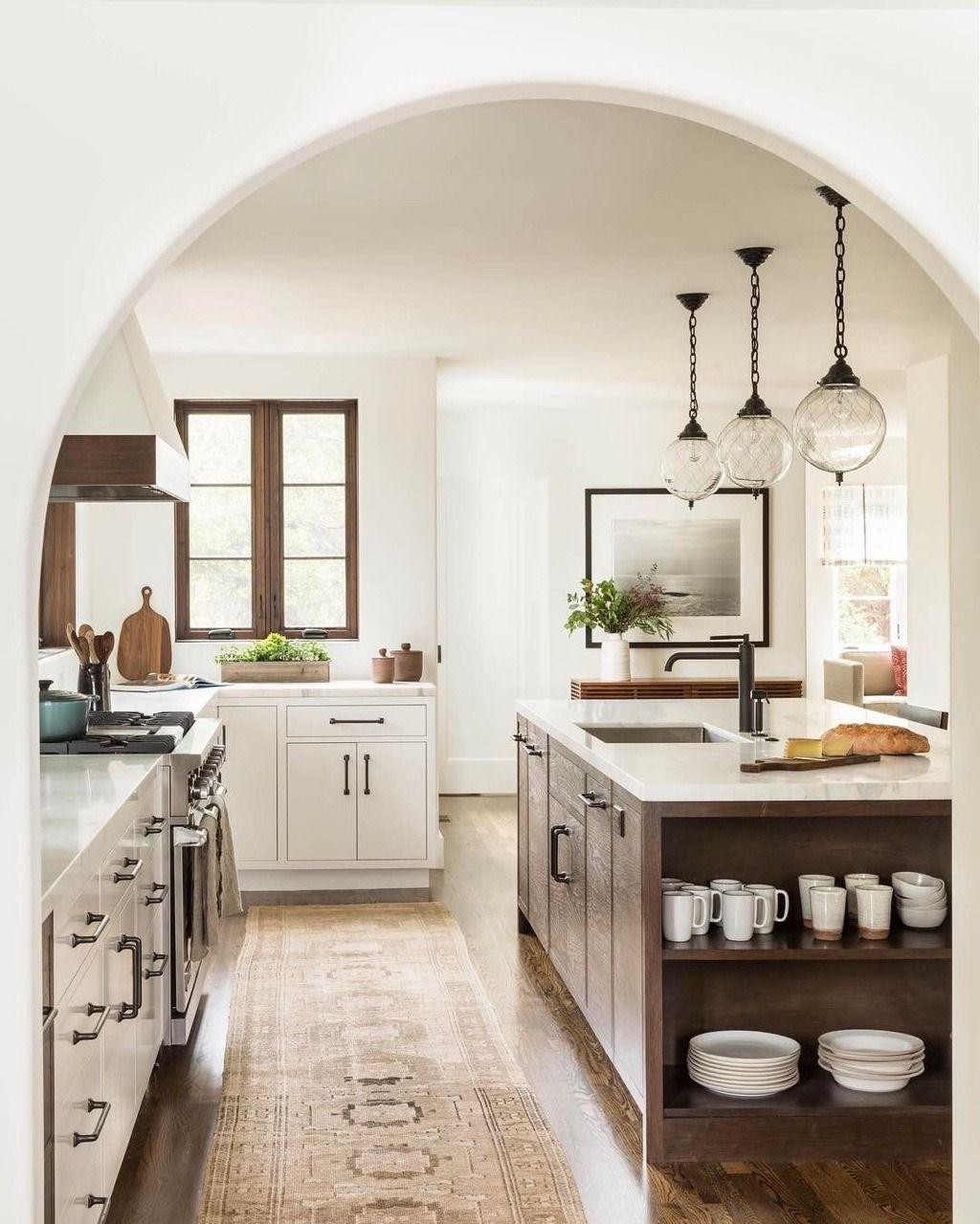 modern rustic kitchen kitchen interior decor modern