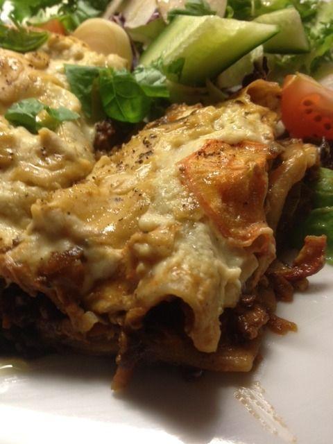 Luxury Vegan Lasagne