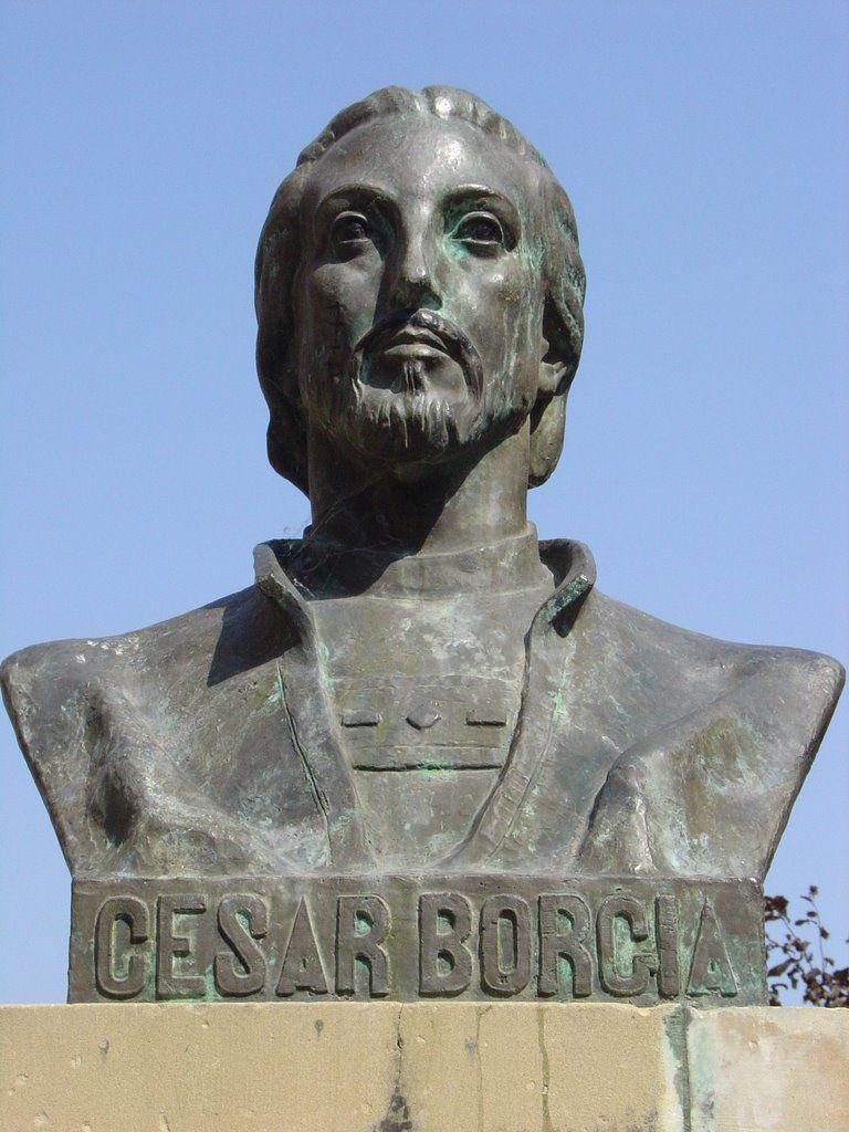 cesare borgia the prince