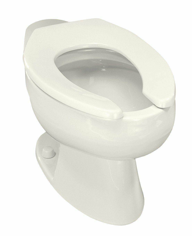 Details About Kohler K 4349 96 Wellcomme Elongated Toilet Bowl W
