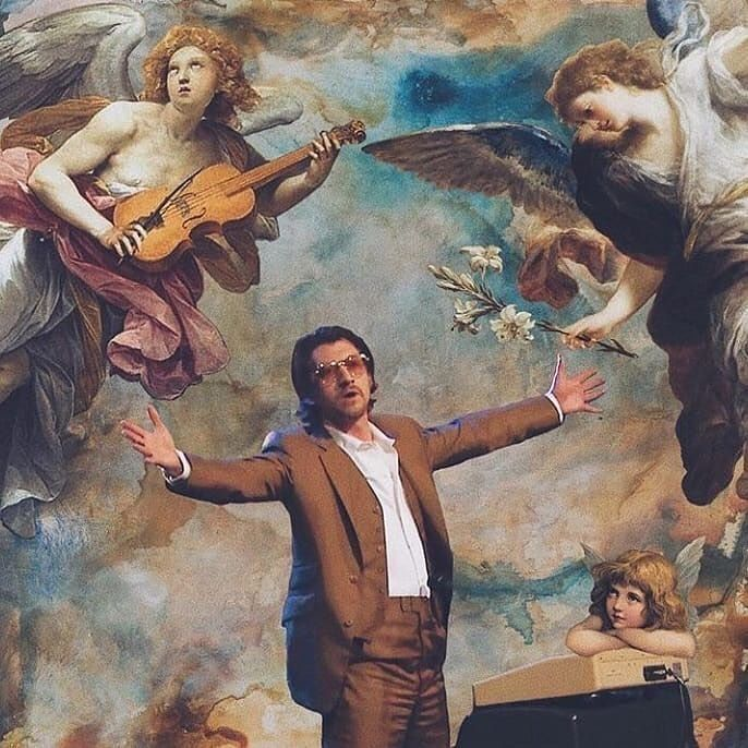 "Arctic Monkeys Brasil on Instagram: ""Alex Turner 👼🏻 Via @yagmurovic"""