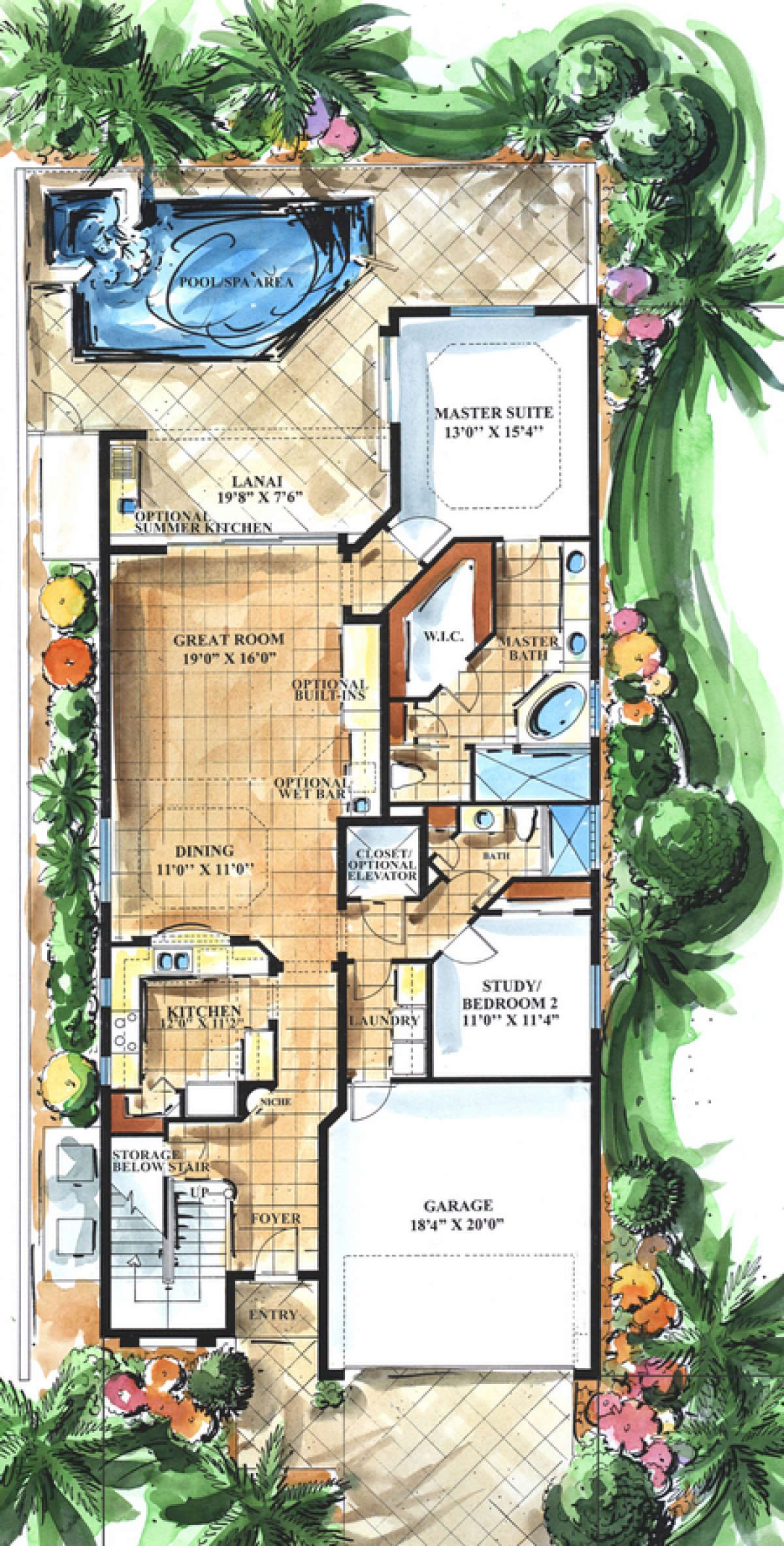 Plan De Maison A 4 Chambres Selection De 4