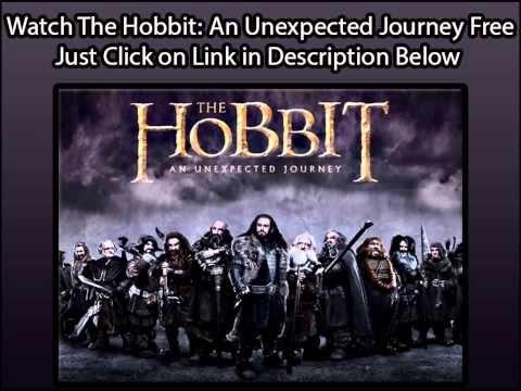 Watch The Hobbit: An Unexpected Journey (2012) Movie Free
