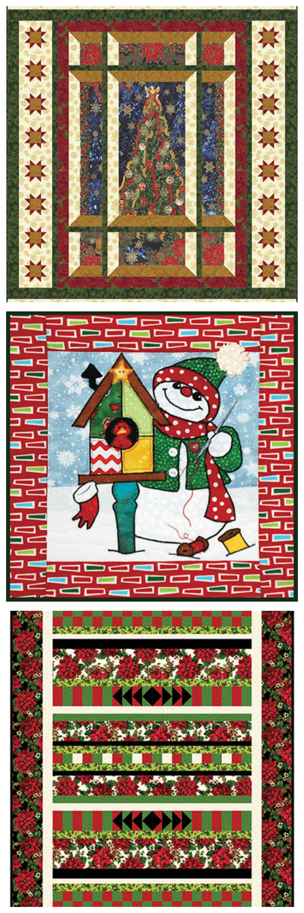 Shop Christmas quilt patterns at Annie\'s Craft Store! Browse here ...